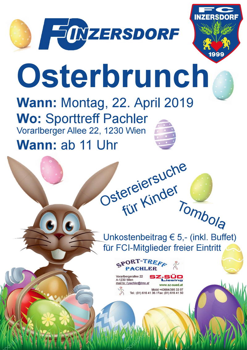 Osterbrunch 2019