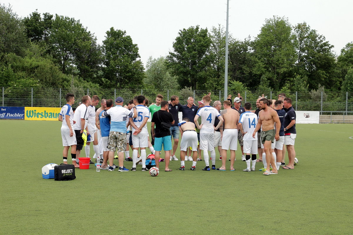 FC Inzersdorf 12-1 Golden Apple (Runde 26)