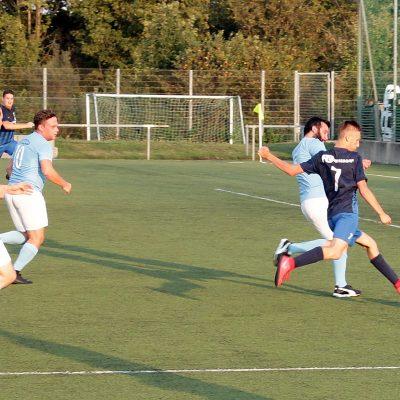 FC Inzersdorf 4-1 GS United (Runde 1)