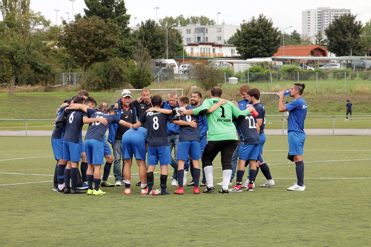 FC Polska 0-6 FC Inzersdorf (Runde 2)